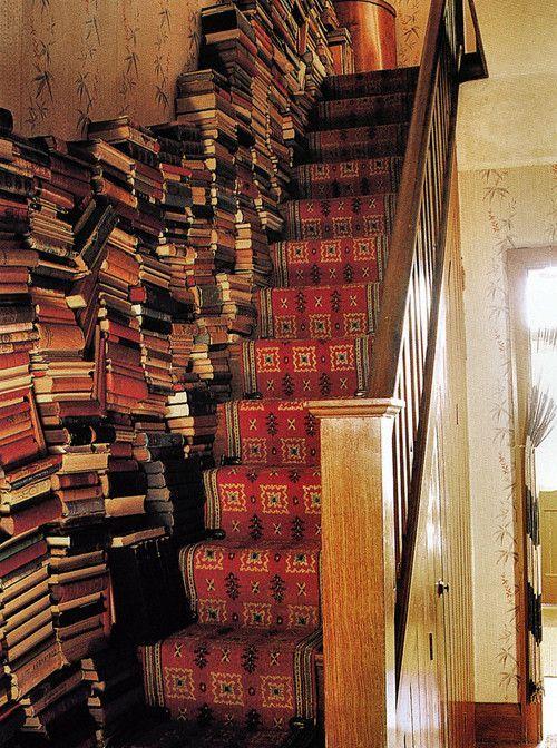 Stairway to heaven. Xk #kellywearstler #myvibemylife #library