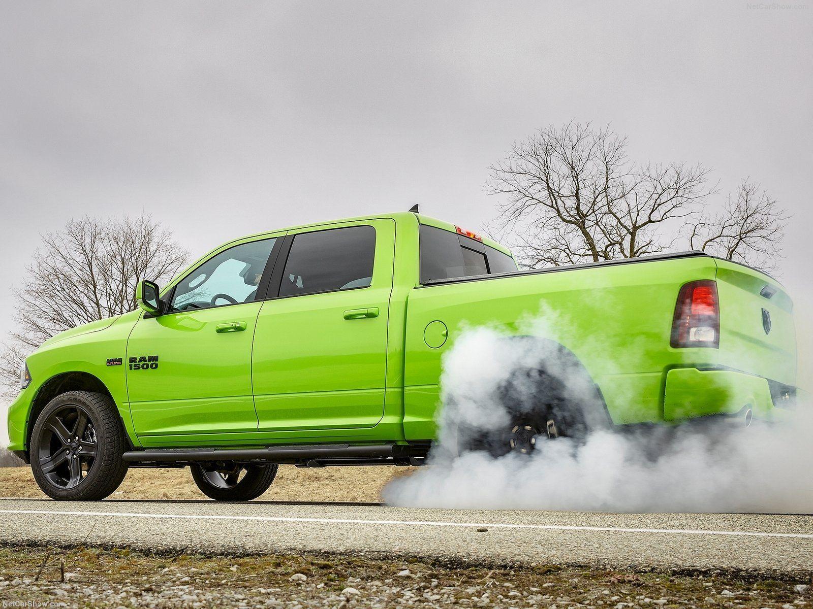 Ram 1500 Sublime Sport 2017 Sport Truck Dodge Ram Ram 1500
