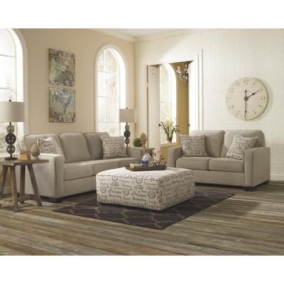 Alenya Queen Sofa Sleeper Quartz Signature Design By Ashley Green Living Room Sets Beautiful Living Rooms Living Room Collections