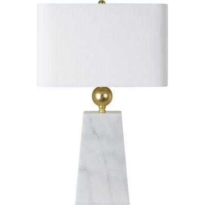 Everly Quinn Thomason 27 Table Lamp Lamp Gold Table Lamp Table Lamp