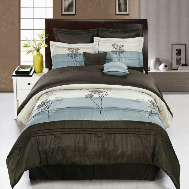 17 Best images about Bedroom Decor on Pinterest   Brown bedding  Bedding  sets and Chocolate brown. 17 Best images about Bedroom Decor on Pinterest   Brown bedding