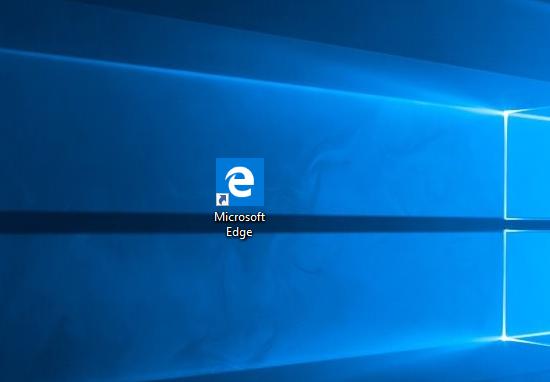 How To Create Microsoft Edge Desktop Shortcut In Windows 10 Unixbuzz Microsoft Web Browser How To Look Pretty