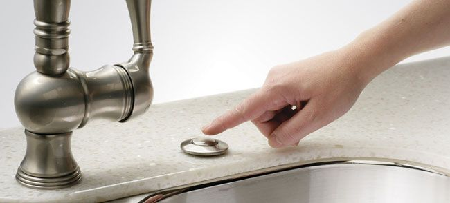 What Is A Sinktop Switch Kitchen Island Makeover Sink In Island Garbage Disposal