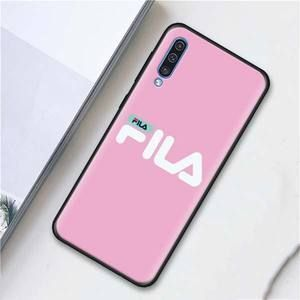 Italy sport brand Silicone Case for Samsung Galaxy A50 A70 A10 A20 A30