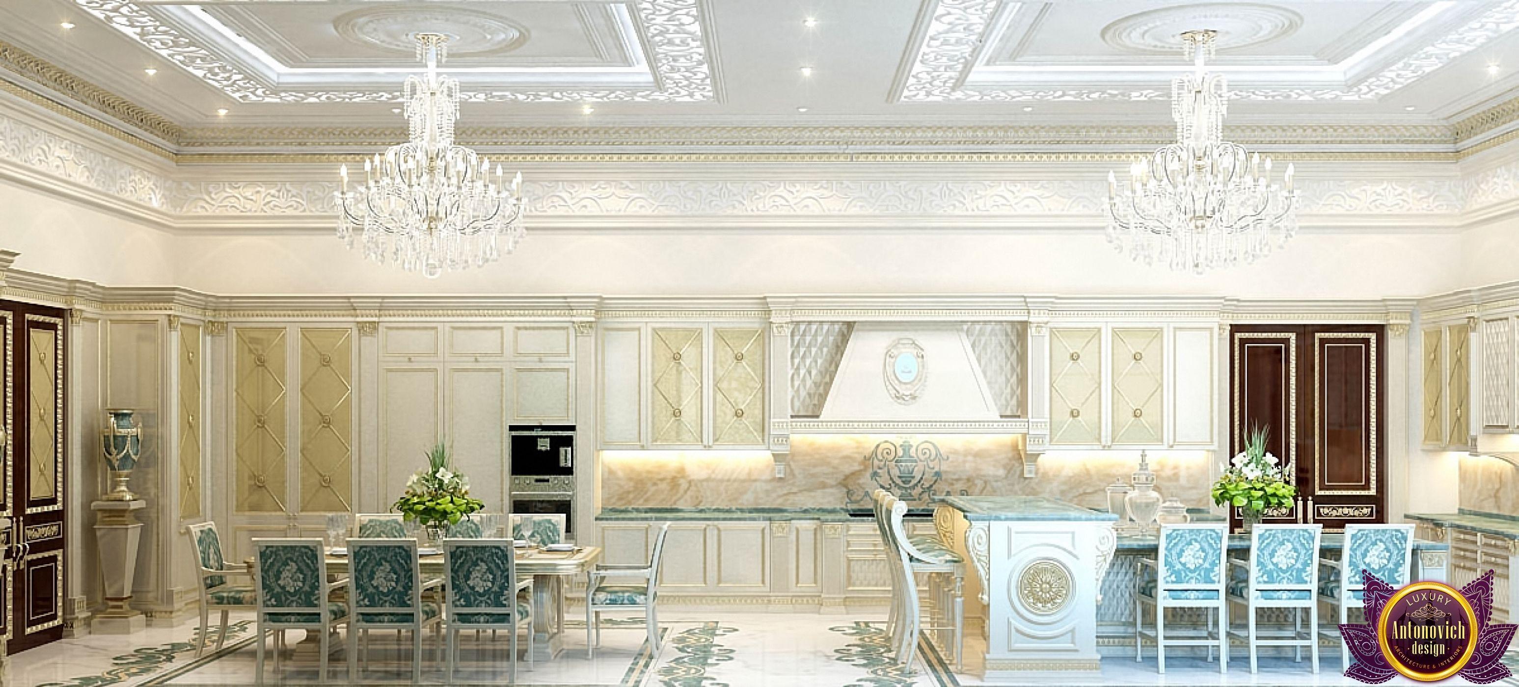 Kitchen Design in Dubai Luxury Kitchen Design 5