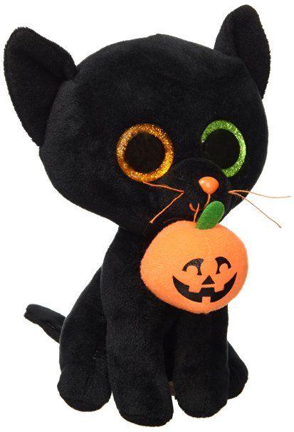 d89451e1413 Shadow the Halloween Cat - Ty Beanie Boo Mais
