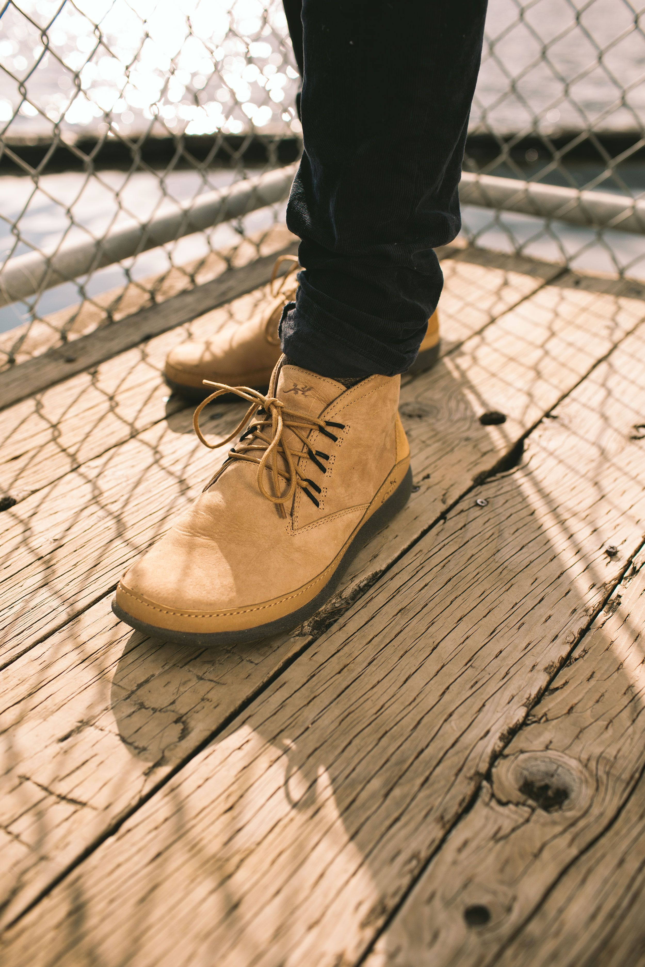 5849cfe39930 The city of Portland featuring our Men s Montrose Chukka Boot in Bone Brown.