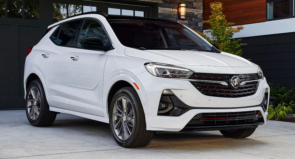 Longer 2020 Buick Encore GX Heading To LA For Its US Debut