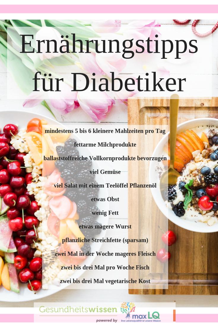 Photo of Ernährung bei Diabetes: Ernährungsplan und hilfreiche Tipps für Diabetiker