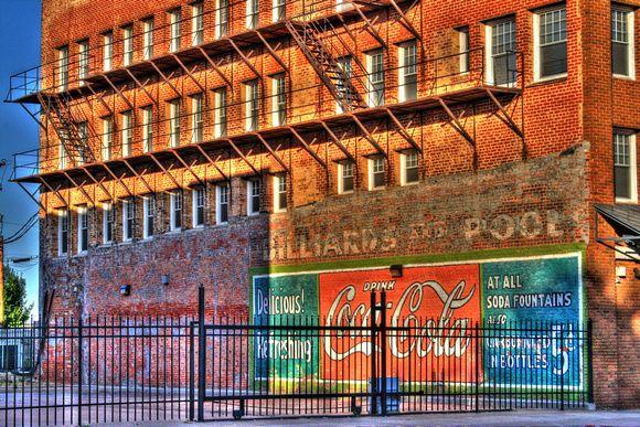 Americana Wichita Falls Hdr Photography