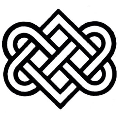 Irish Eternal Love Symbol Celtic Signs Symbols Digits In 2018