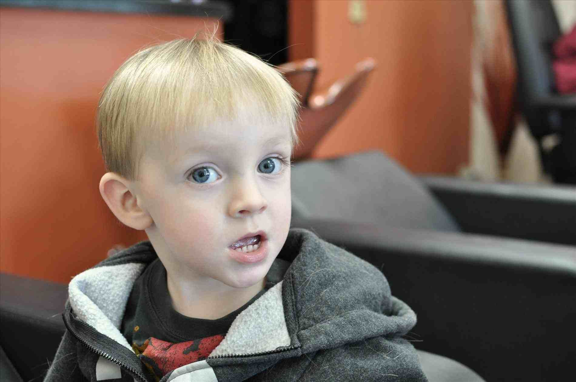 Baby Boy Haircuts Before And After Hair Stylist And Models