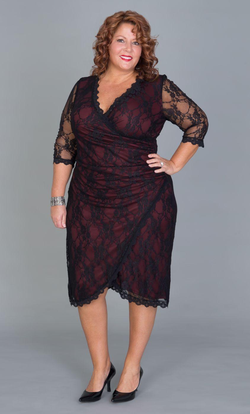 Gigi Lace Cinch Dress | Real Curves - 0x (10/12) | Dresses ...
