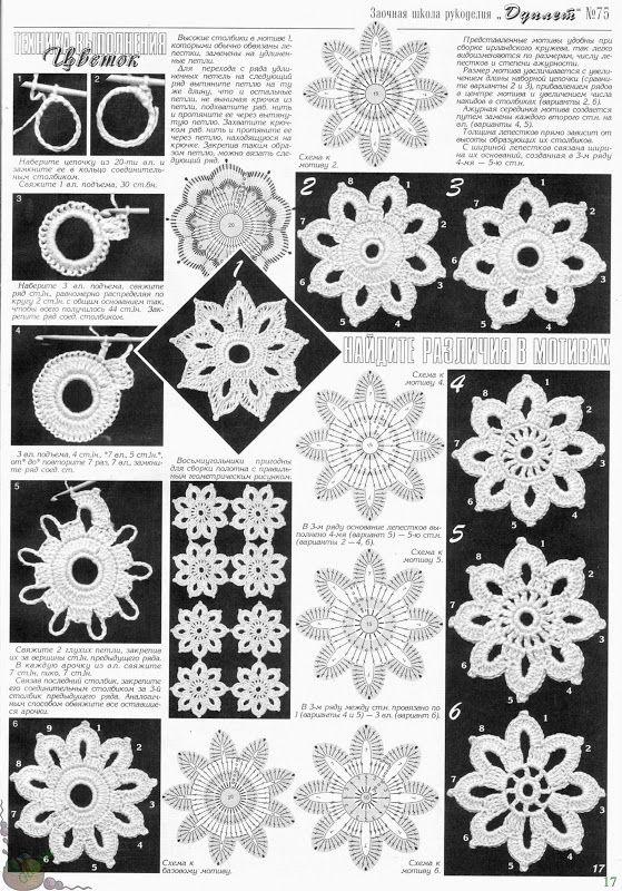 Duplet 75 - guxing - Álbumes web de Picasa | Crochet | Pinterest ...