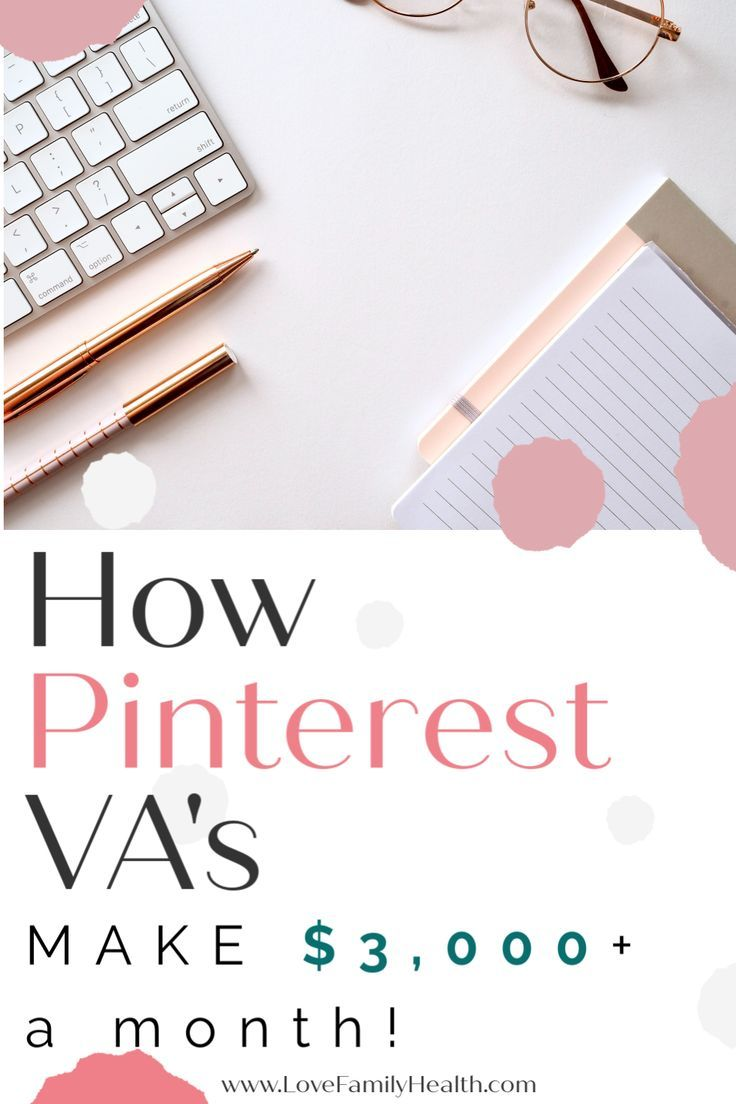 How to a fully booked Pinterest Virtual Assistant