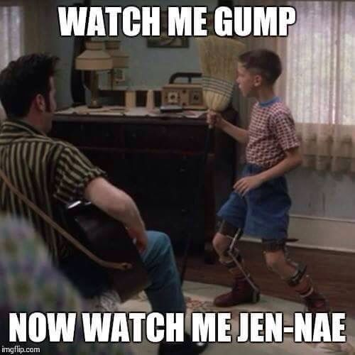 Forrest Gump Funny Quotes: Watch Me Gump!