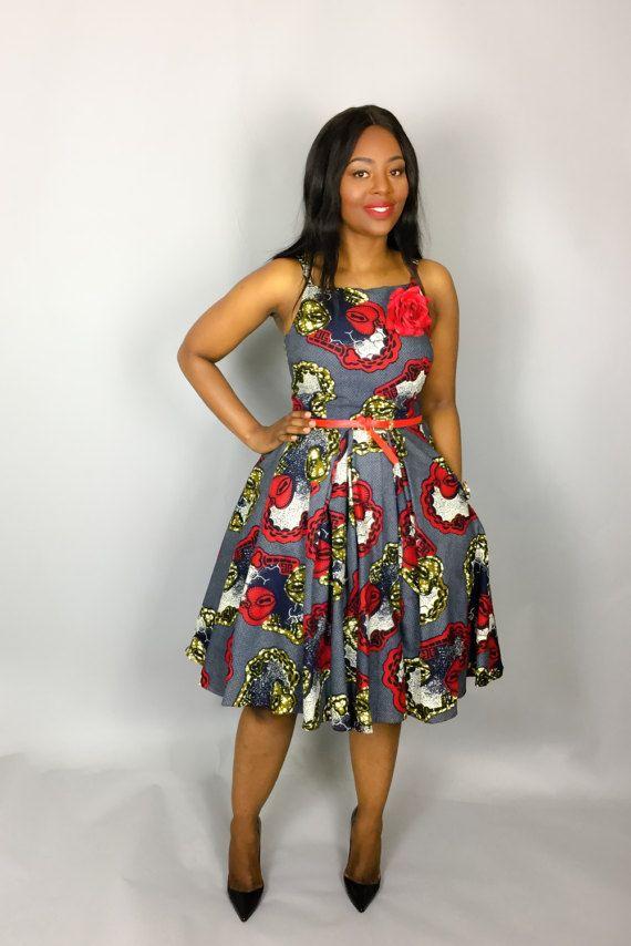 Verkauf: neu IN afrikanische Kleidung Vintage von Nasbstitches ...