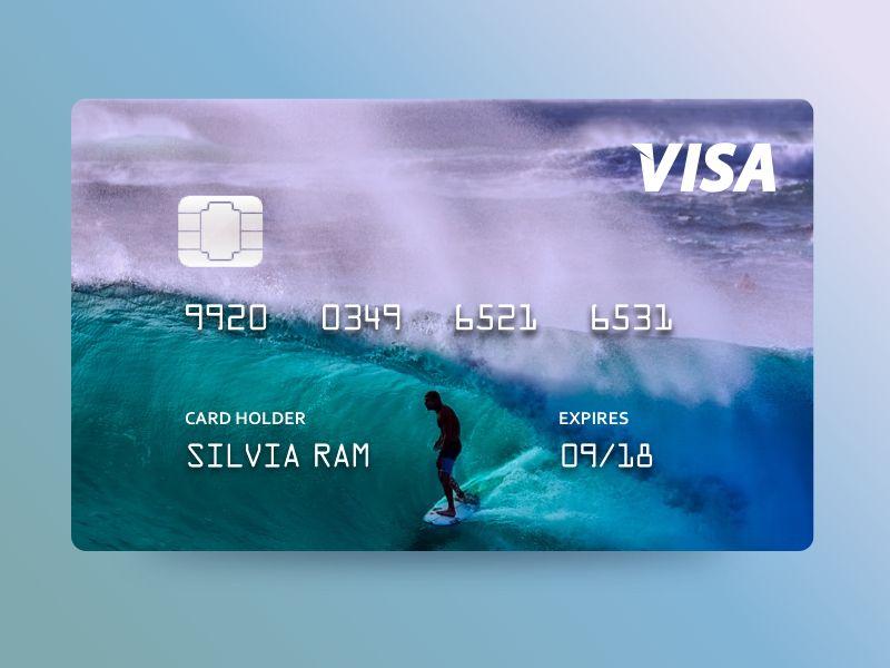 Credit Cards Sketch Freebie Credit Card App Credit Card Design Card Template