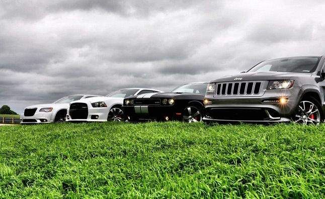 2012 Chrysler Srt Lineup Chrysler Srt Srt Dream Cars