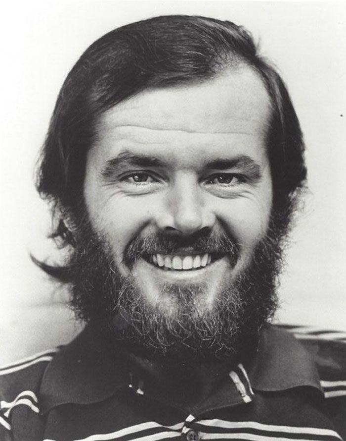 Jack Nicholson fotografiado por Jack Mitchell, 1969