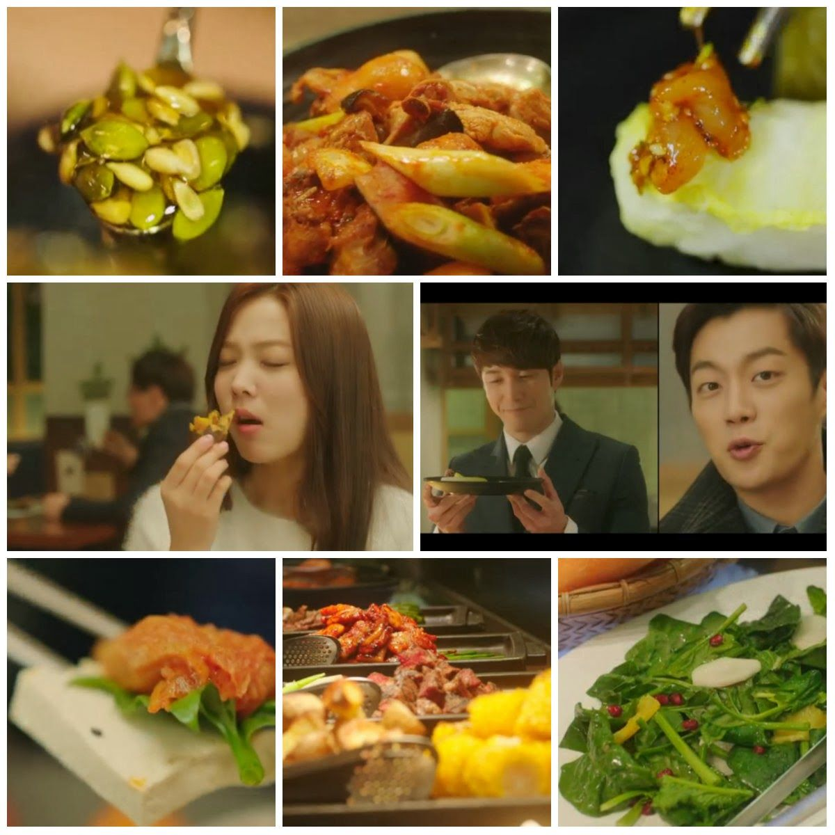 Let S Eat 3 I Am In Love With This Show It S An Hour Long Korean Food Infomercial Filled With Hot Actors Witty Dialogue And A Loose Kdrama Taiwan Drama Eat