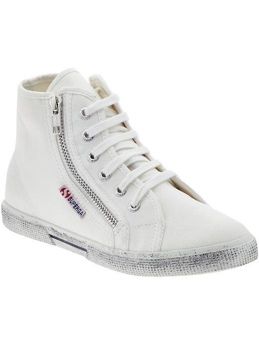 Superga 2224 COTDU   Piperlime   White