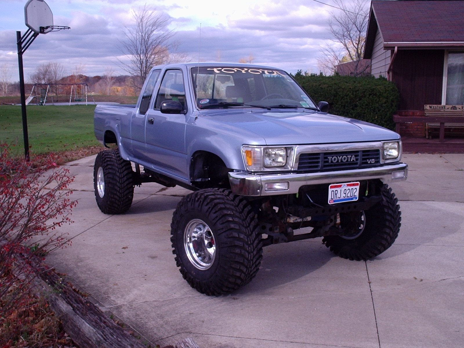 1989 toyota pickup a no frills truck that you could not kill was great in the snow bought it for 5k drove it for 100k miles then sold it for 3