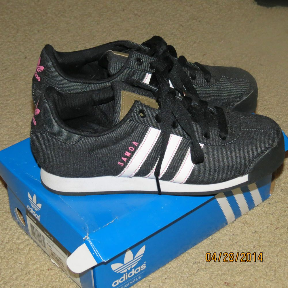 best loved 3d28f a659d Addidas Samoa Womens Shoes Size 8