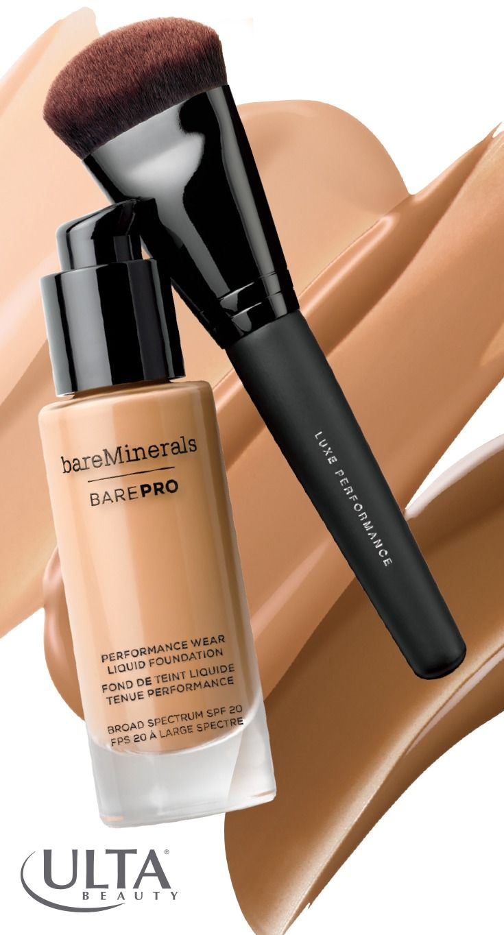 29926d14fb4 BareMinerals does it again. Your favorite skin-friendly mineral makeup, now  as a liquid foundation. The perfect matte finish in 30 true-to-you shades,  ...