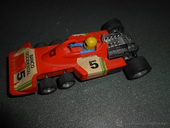 Scalextric exin tyrrell p34 form1 6 ref 4054 coches scalextric juguetes slot cars scalextric exin tyrrell 6 ruedas scalextric exin ref compra venta y subastas de scalextric exin en todocoleccion lote 46918481 thecheapjerseys Choice Image