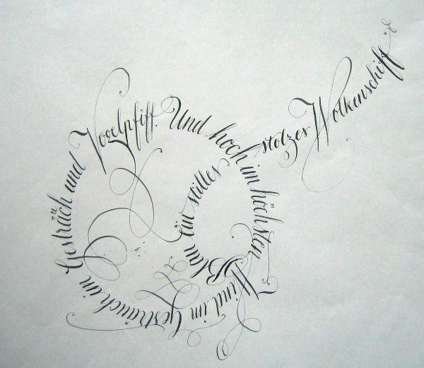 pin von sammelsandra auf kalligraphie kalligraphie. Black Bedroom Furniture Sets. Home Design Ideas
