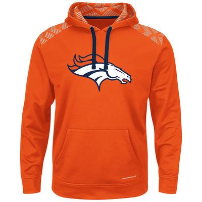 huge selection of ab253 1aea2 Denver Broncos Majestic Armor Therma Base Synthetic Pullover ...