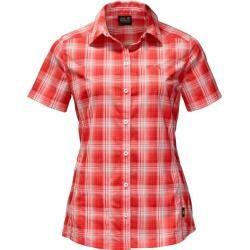 Photo of Jack Wolfskin Camicia da donna Rock Chill Shirt, taglia L in rosa Jack WolfskinJack Wolfskin