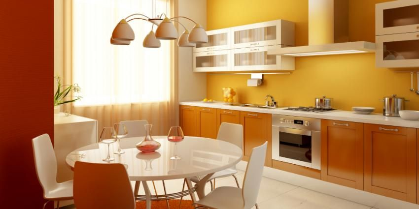 Modular Kitchen Has A Fashionable Look Which Lends Great Appeal To Your Interior Dcor