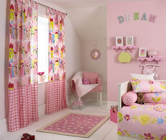 Cortinas para dormitorios infantiles ideas para decorar - Ideas cortinas dormitorio ...