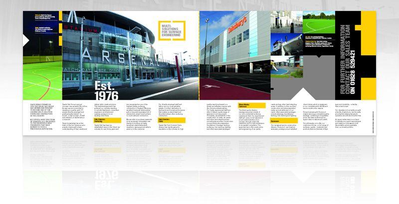 great brochure design u0027 requirements and generating sales - sales brochure