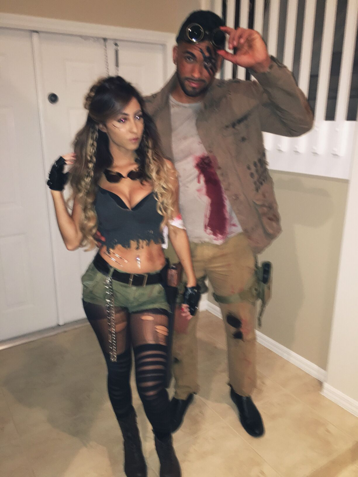 Mad Max Halloween Costume Diy With Images Mad Max Costume