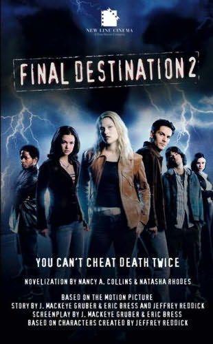 Final Destination 2 Good Movies To Watch Final Destination Movies Horror Movie Posters
