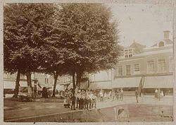 Schaapmarktplein, 1890