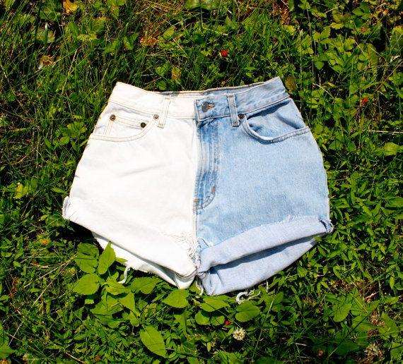 Shorts Half /& half