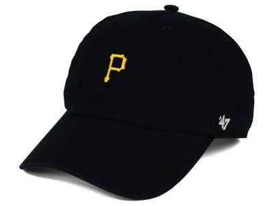 new arrival ca693 1756e Pittsburgh Pirates  47 MLB Base Runner  47 CLEAN UP Cap