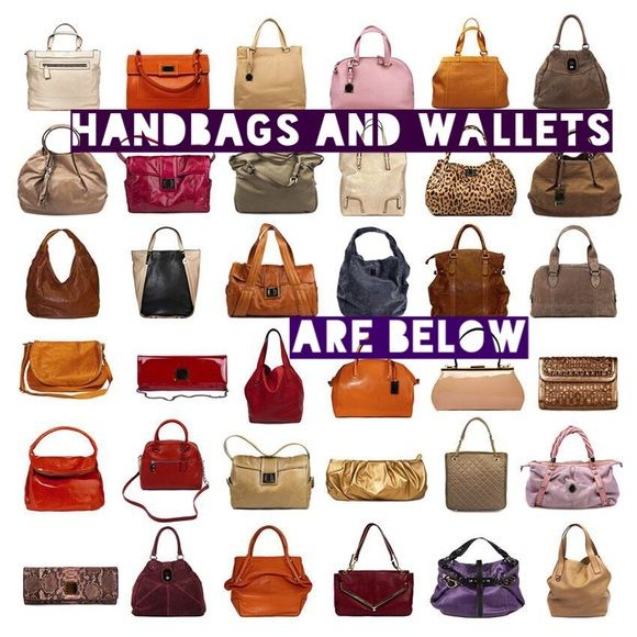 Bags! Wallets! Below image are a variety of options Madewell Bags