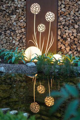 Sichtschutz Outdoor Spaces Pinterest Garten Garten Ideen And
