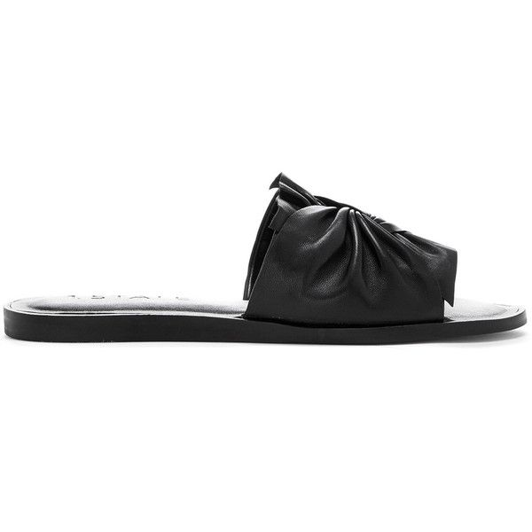 6daf363b4efb State Chevonn Flat Slide Sandal ( 89) ❤ liked on Polyvore featuring shoes