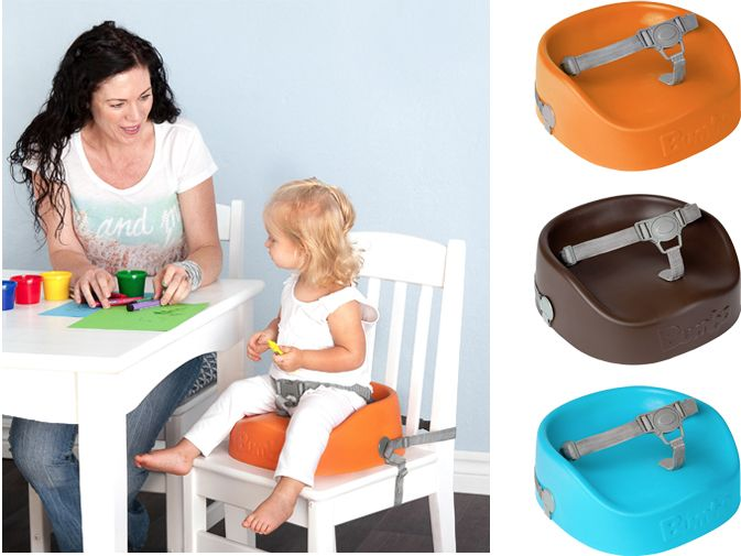 All The Comfort Of Original Bumbo Seat Now For Chairs At Dining Table