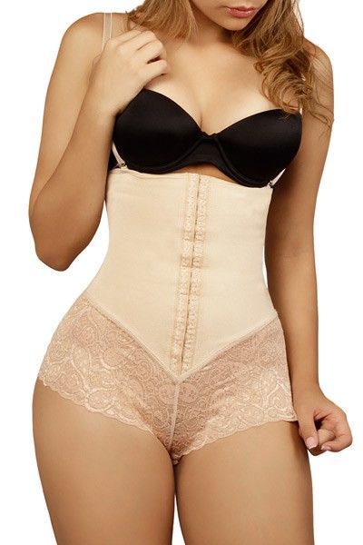 050e5ac4d5 Florella Strapless Boyshorts Body Shaper by Vedette 130 - If you adore the  way lingerie makes you feel AND the way shapewear makes you look we have a  ...