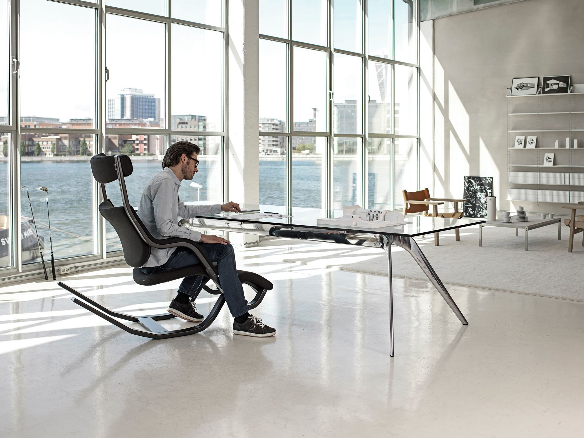 Sgabello Varier ~ Best sedie varier images chairs chaise lounges