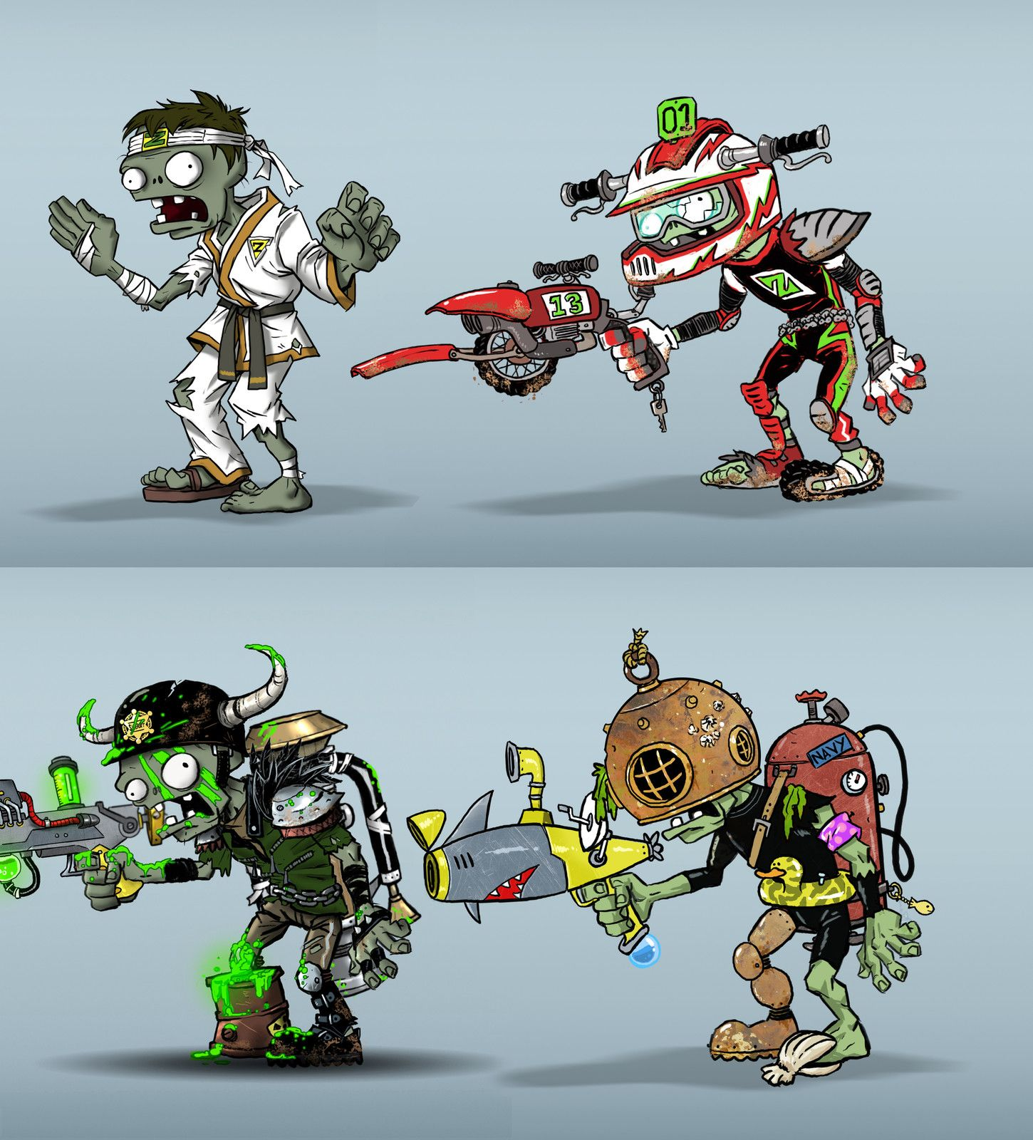 Pin by bobby on tank girl life in 2019 | Plants vs zombies