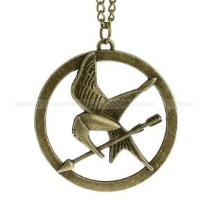 Mockingjay pendant necklace with katniss arrow inspired by mosnos mockingjay pendant necklace with katniss arrow inspired by mosnos mozeypictures Image collections