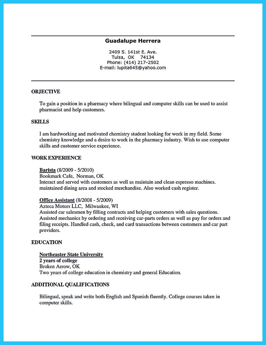 Nice 30 Sophisticated Barista Resume Sample That Leads To Barista Jobs Nurse Job Description Essay Writing Help Cover Letter For Resume